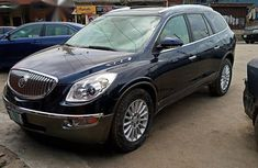 Buick Enclave 2008 Blue for sale