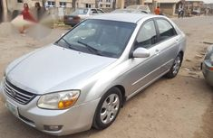 Kia Cerato 2008 Silver for sale