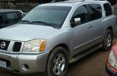Nissan Armada 2003 Silver for sale