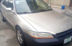 Honda Accord 2001 Coupe Gold for sale