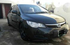 Honda Civic 2007 Black for sale