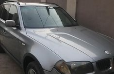BMW X3 2004 Gray for sale