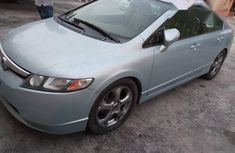 Honda Civic 2008 Blue For Sale