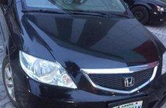 Honda City 2008 Black for sale