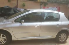 Peugeot 307 CC 2.0 Automatic 2003 Gray for sale