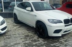 BMW X6 2012 M White for sale
