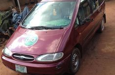 Ford Galaxy 2.8 1995 Red for sale