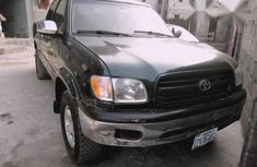Toyota Tundra 2002 Green for sale