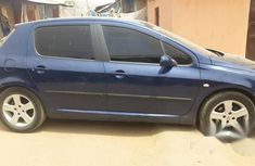 Peugeot 307 2003 Blue for sale