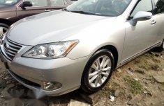 Lexus ES 350 2011 Gray for sale