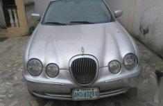 Jaguar S-Type 2002 Silver for sale