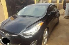 Hyundai Elantra 2011 GLS Automatic Black for sale