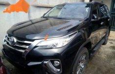 Toyota Fortuner 2016 Black for sale