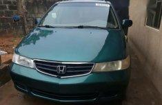 Honda Odyssey 2002 Green for sale