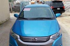 Honda Insight 2010 Blue for sale