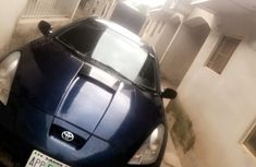 Toyota Celica 2000 Blue for sale