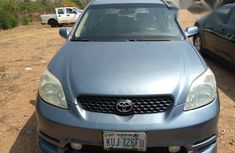 Toyota Matrix 2004 Blue for sale