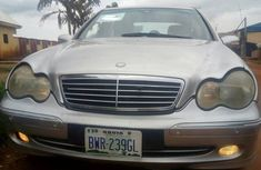 Mercedes-Benz C320 2004 Gold for sale