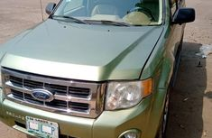 Ford Escape 2009 XLS 4WD Automatic Gold for sale