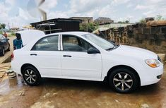 Kia Cerato 2008 2.0 EX White for sale