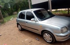 Nissan Micra 1999 Silver for sale