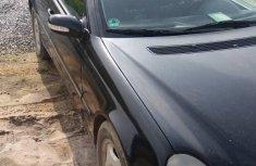 Mercedes-Benz C180 2004 Black for sale
