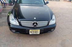 Mercedes Benz CLS 300 2008 Black for sale