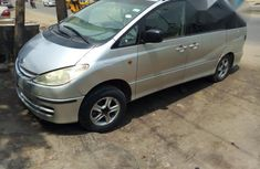 Toyota Previa 2001 Silver for sale