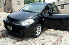 Nissan Tiida 2008 Black For Sale