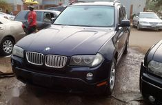 BMW X3 2007 3.0i Sport Automatic Blue for sale