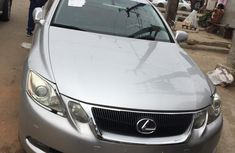 Lexus GS 350 AWD 2008 Silver for sale