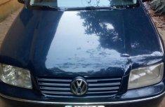 Volkswagen Bora 2004 Blue for sale
