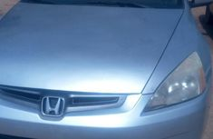 Honda Accord 2004 Coupe EX Silver for sale