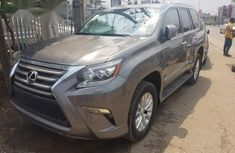 Tokunbo Lexus GX460 2014 Gray for sale