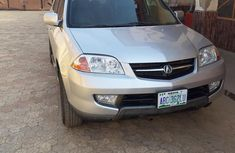 ACURA MDX 2007 Silver for sale