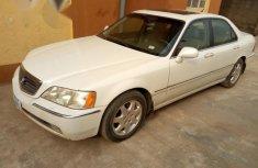 Acura RL 2004 White for sale