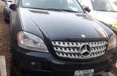 Mercedes-Benz ML 350 2009 Black for sale
