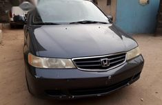Honda Odyssey 2003 Gray for sale