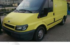 Ford Transit 2002 Yellow for sale