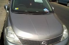 Used Nissan Tiida 2007 Gray For Sale