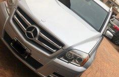 Mercedes-Benz GLK-Class 2011 350 4MATIC Gray for sale