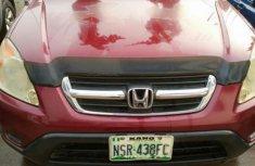 Honda CR-V 2006 Red for sale