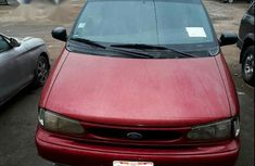 Ford Windstar 2003 Red for sale