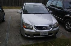 Kia Spectra EX 2009 Silver for sale