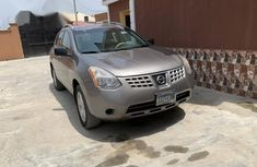 Nissan Rogue SL 4WD 2009 Gray for sale