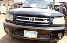 Toyota Sequoia 2005 Black for sale