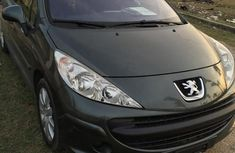 Peugeot 207 2007 Green for sale