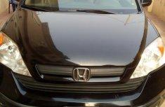 Honda CR-V 2007 Black for sale