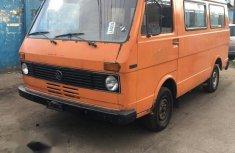 Volkswagen LT 2002 Orange for sale