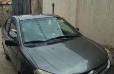 Toyota Echo 2004 Gray for sale
